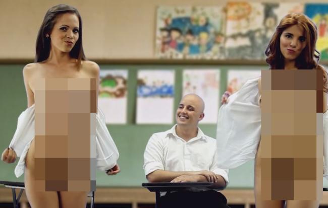 World hottest nude women