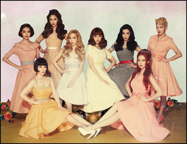 Girls' Generation (S.M. Entertainment)