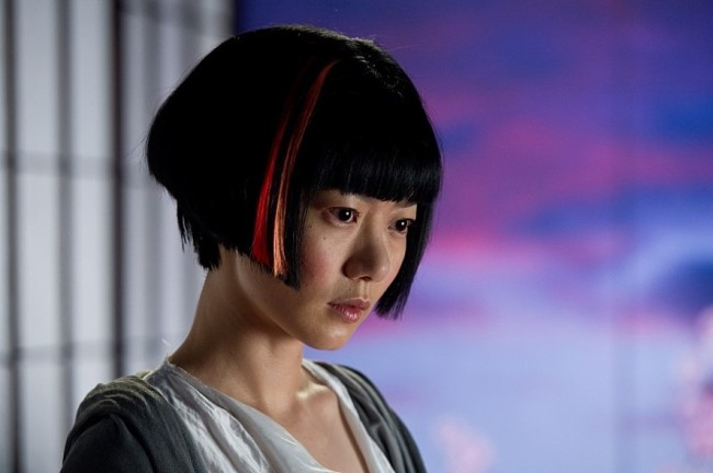 Bae plays Sonmi-451 in