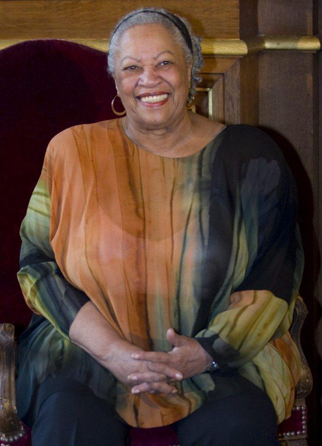 U.S. author Toni Morrison (EPA-Yonhap)