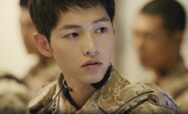 Song Joong-ki revealed as secret donor