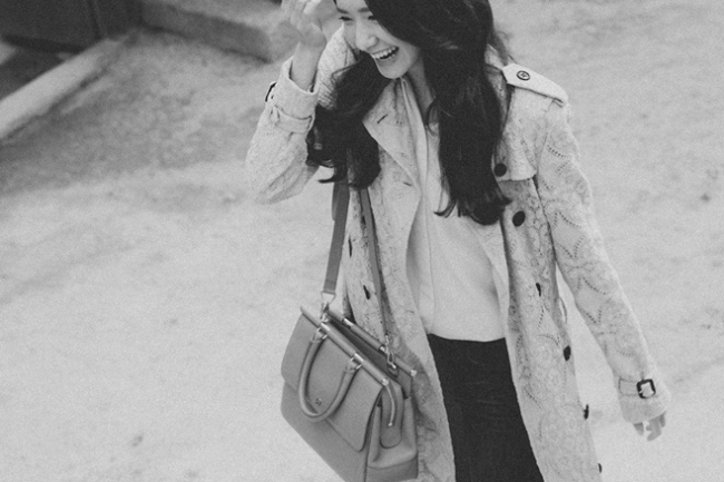 K-pop girl group Girls' Generation member Yoona (SM Entertainment)