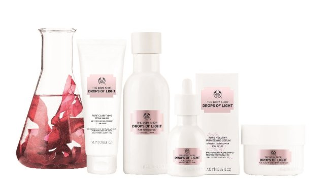 (The Body Shop)