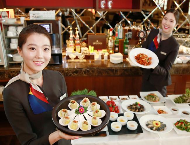 Asiana presents new korean menu for Asiana korean cuisine restaurant racine