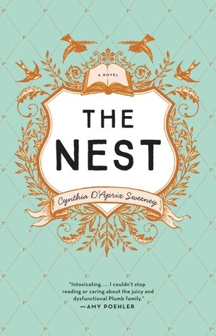 """Cover of """"The Nest"""" (Ecco)"""