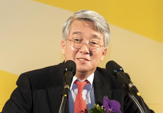 Renault Samsung's new chief executive Park Dong-hoon (Renault Samsung)