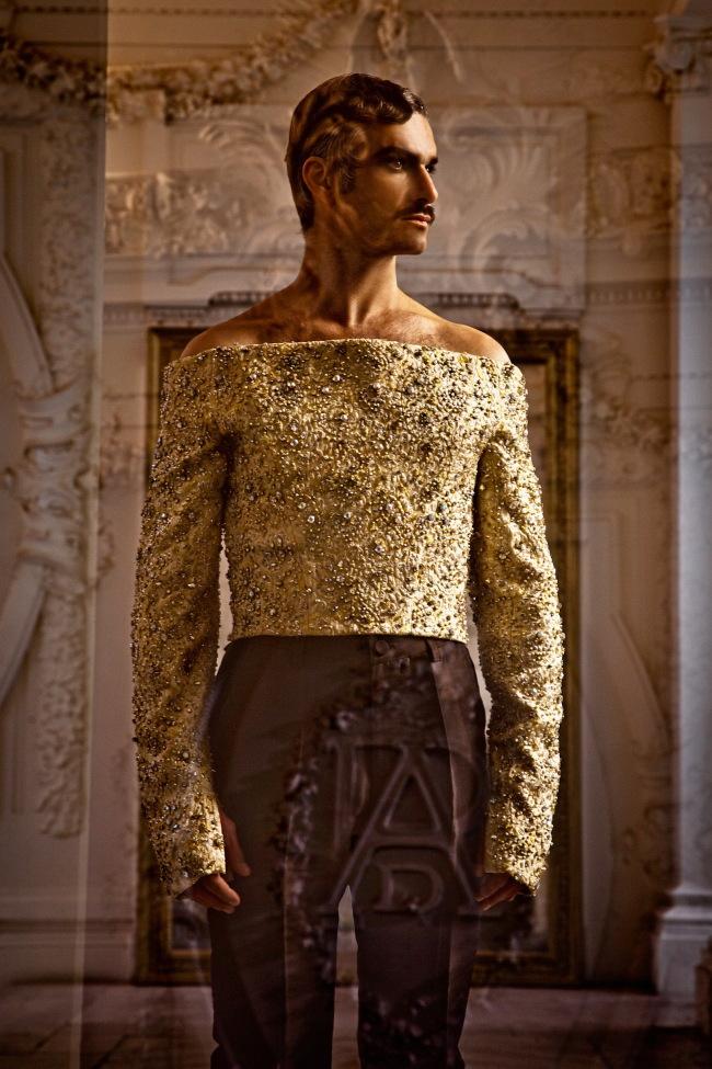 Jean paul gaultier s avant garde fashion at a glance - Jean paul gaultier pret a porter ...
