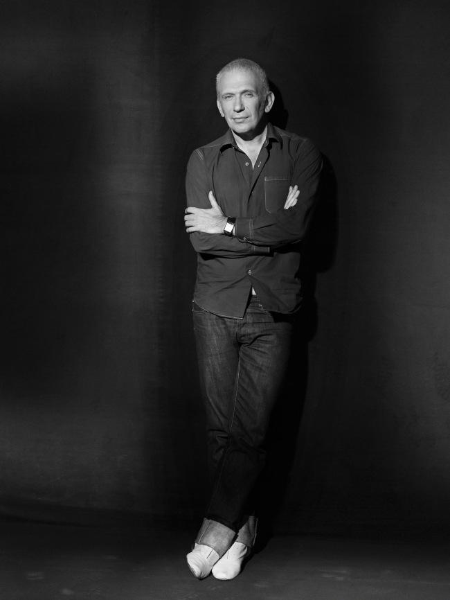 Jean Paul Gaultier (Peter Lindbergh)