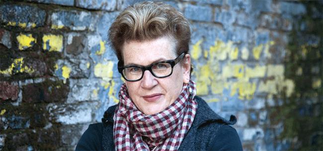 Writer Meg Rosoff (Astrid Lingren Memorial Award website)