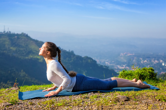 A new book suggests meditation is the missing link in losing weight. (Fotolia)