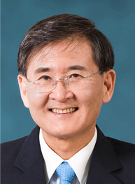 Kang Sung Mo, president of KAIST