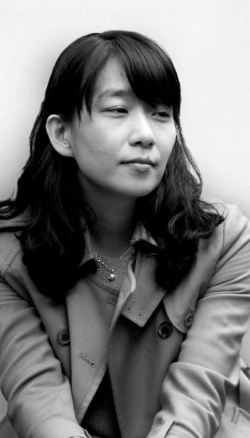 Writer Han Kang (Literature Translation Institute of Korea)