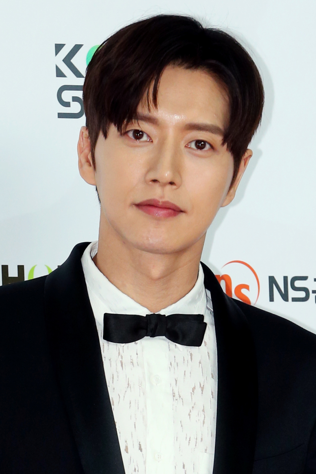 Actor Park Hae-jin (Yonhap)