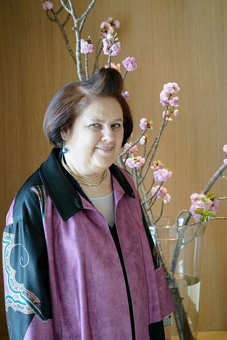 Suzy Menkes (Lei Communication Co.)
