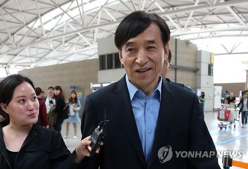 BOK chief Lee Ju-yeol (Yonhap)