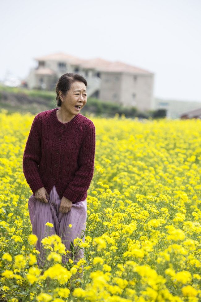 Herald review long lost granddaughter returns in canola actress youn yuh jung plays the grandmother gye choon in canola contents nandakinda mightylinksfo
