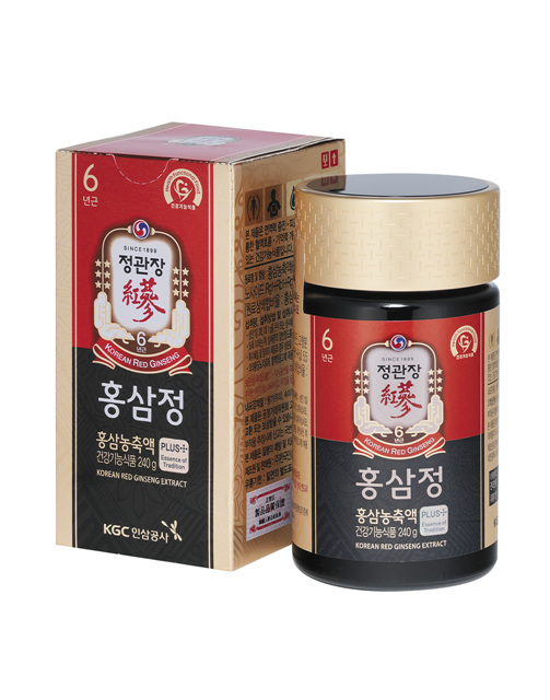 Korea Ginseng Corp.'s flagship Cheong Kwan Jang ginseng products (KGC)