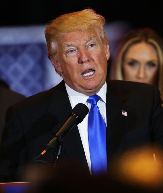 Donald Trump (AFP-Yonhap)