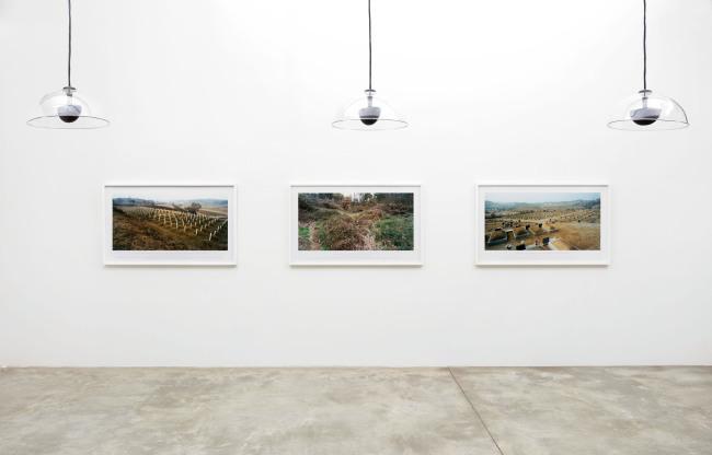 """Three Cemeteries"" by Park Chan-kyong (Jeremy Haik/Tina Kim Gallery)"