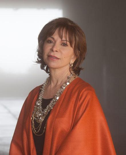 Chilean-American writer Isabel Allende (Official website)
