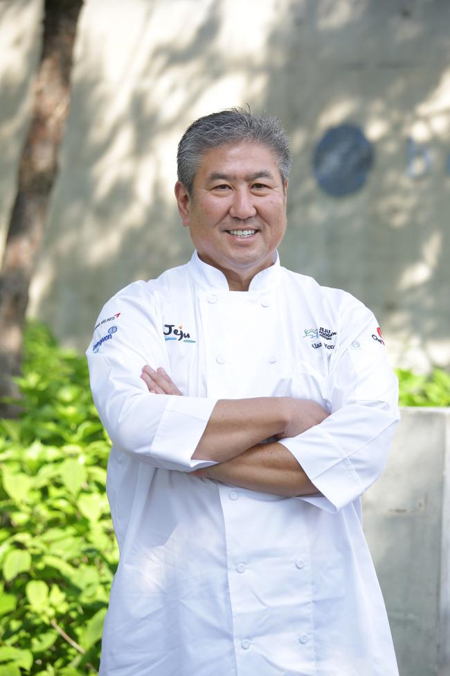 Chef Alan Wong (JFWF)