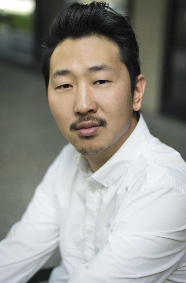 Korean-American director Andrew Ahn (JIFF)