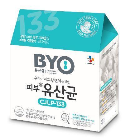 CJ CheilJedang's BYO Probiotics CJLP133