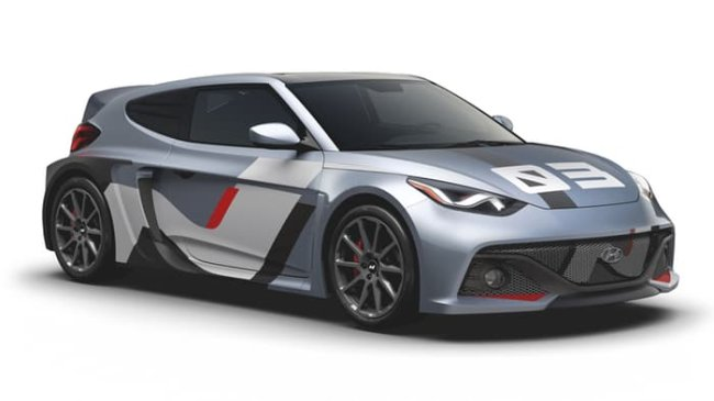RM 16 N concept of Hyundai Motor
