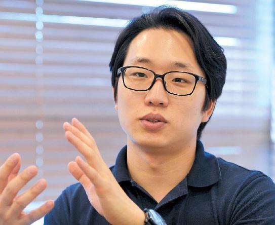 Park Jin-woo, CEO of PRND