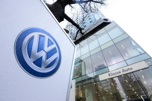 Volkswagen office in Seoul. The Investor