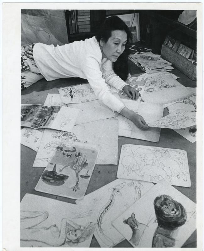 Chun Kyung-ja (SeMA)