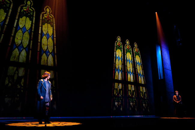 "Scene from local musical ""Notre Dame de Paris"" (Mast Entertainment)"