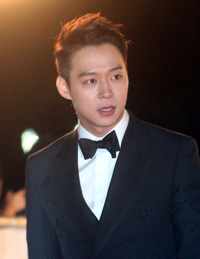 Singer-actor Park Yoo-chun (Yonhap)
