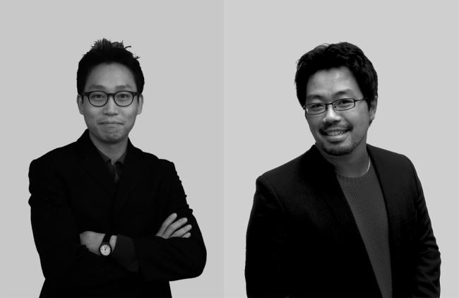 Shin Min-jae (left) and Ahn Kee-hyun of AnLstudio (Korea Architects Institute)