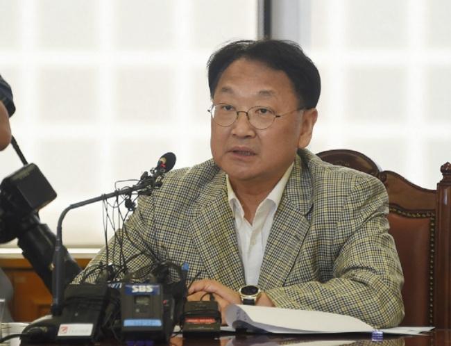 Finance Minister Yoo Il-ho