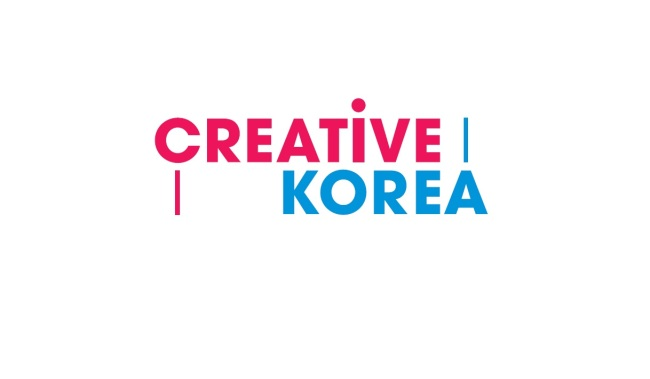 Creative Korea logo (The Ministry of Culture, Sports and Tourism)