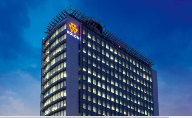 Kolon's headquarters in Gwachoen, Gyeonggi Province. Kolon