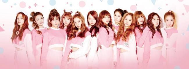 Korean-Chinese girl group Cosmic Girls (Starship Entertainment)