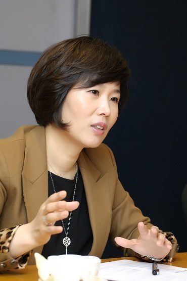 Corning Korea president Lee Haeng-hee (Corning Korea)