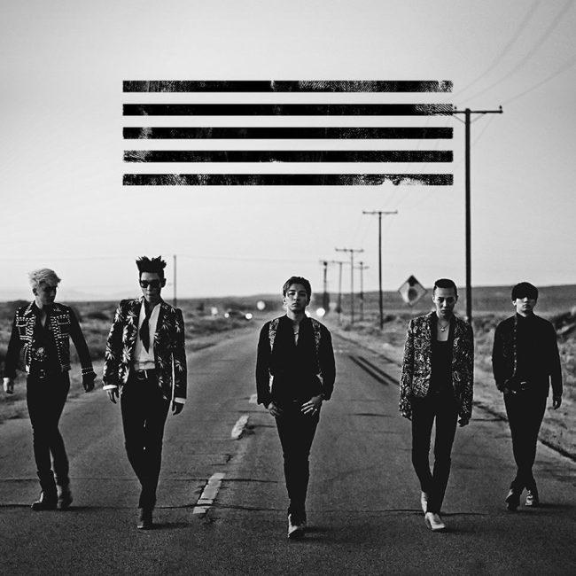 K-pop boy band Big Bang (Official Facebook)