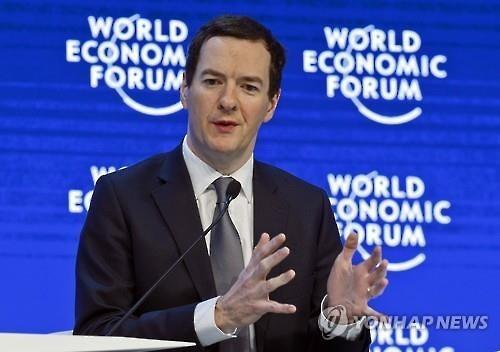 George Osborne seeks to reassure US investors over Brexit