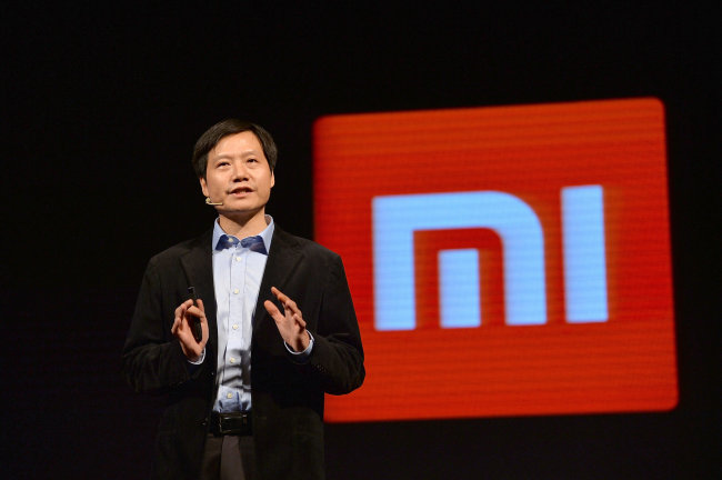 Xiaomi founder and CEO Lei Jun
