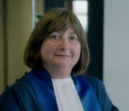 New ICC President Judge Silvia Fernández de Gurmendi (Argentina) ©ICC-CPI