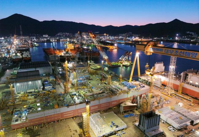 DSME to resume US$2.7b Kazakhstan oil facility project