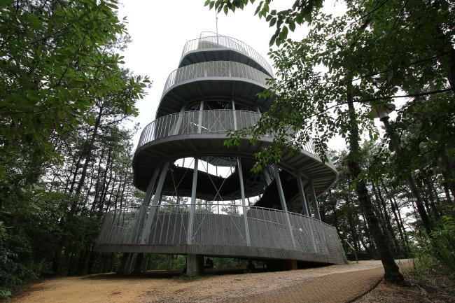 Anyang Observatory designed by MVRDV (APAP)
