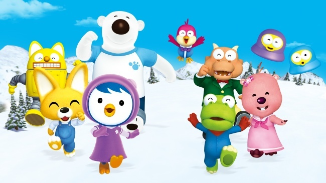 "Pororo the Little Penguin"" (Iconix Entertainment)"