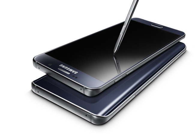 Samsung's Galaxy Note 5