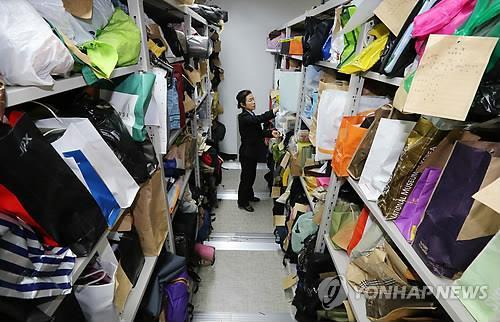 Celular, O Item Mais Perdido Nos Transportes Públicos Da Coreia