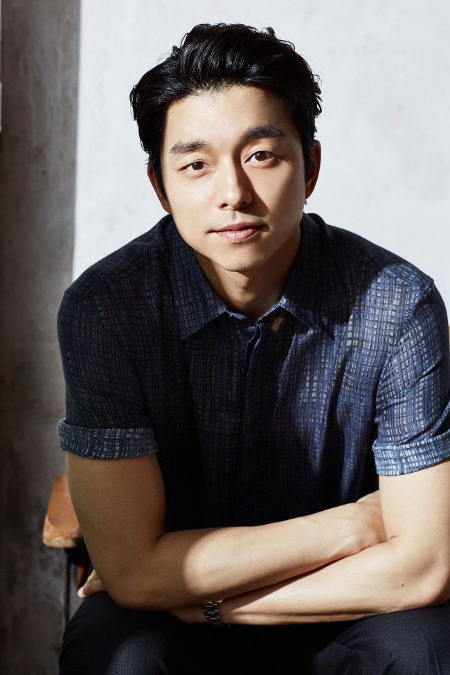 Actor Gong Yoo (Soop Entertainment-Next Entertainment World)