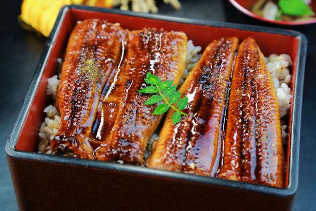 Grilled eel (123RF)